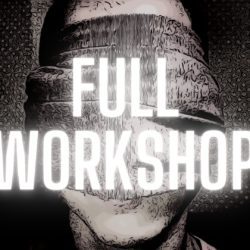 blindfolded sight full workshop